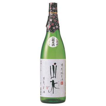 特別純米酒 山水