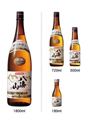 特別本醸造酒 八海山
