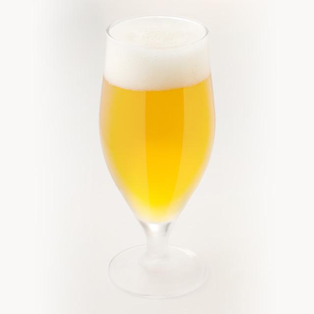 白のビール「ごんの正義」ヴァイツェン